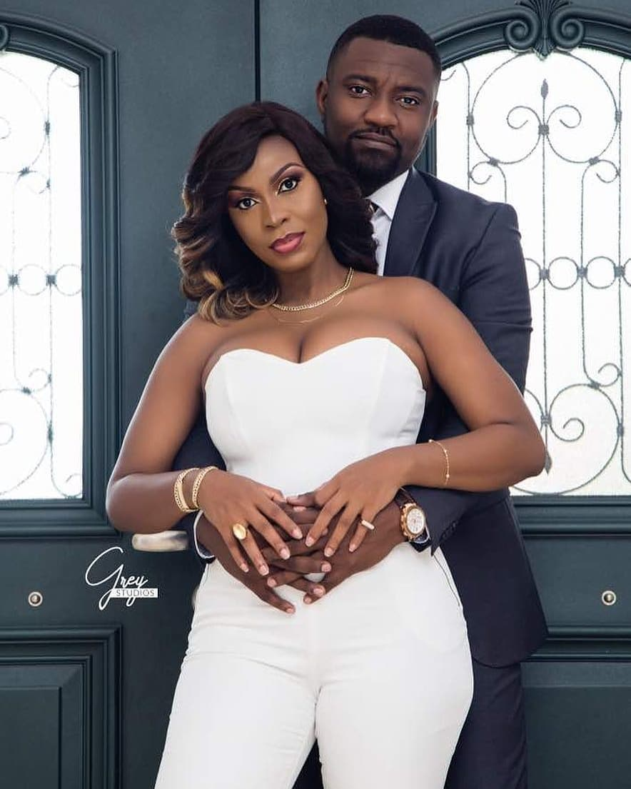 John dumelo dating jackie appiah