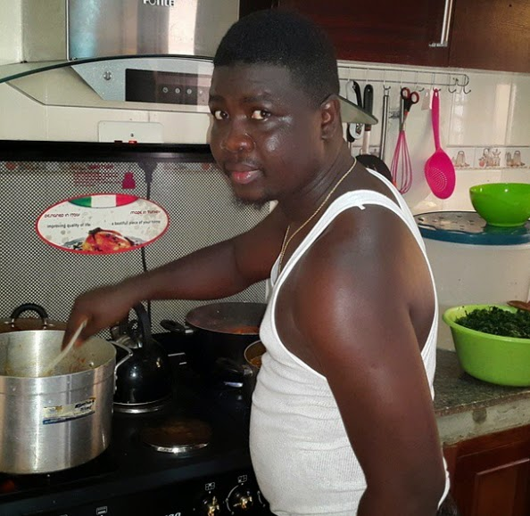 Image result for nigerian cooking in the kitchen