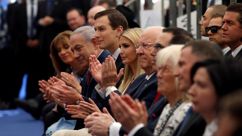 Nigeria, 33 Countries That Attended USA Opening Of Embassy In Jerusalem (See List)
