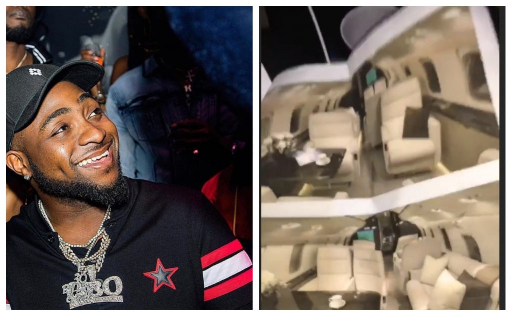 Davido Reacts Over Reports He Didnt Buy Private Jet.
