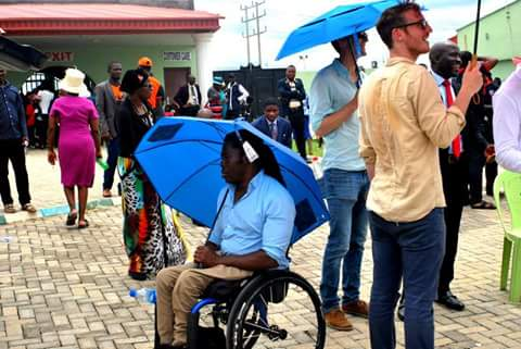 BBC Visits RCCG Redemption Camp (Photos)