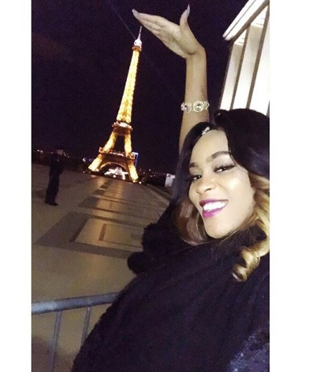 Image result for Emma Nyra Pregnant, Expecting Her First Child In Paris (Photos)