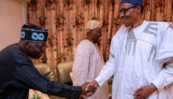 2019: What Did Tinubu See In Buhari That Other Nigerians Didn't See?