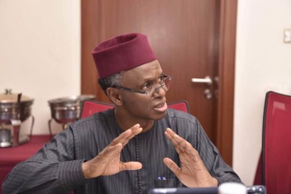 "Without nPDP, Buhari Will Win Again!"" - Governor El-Rufai"