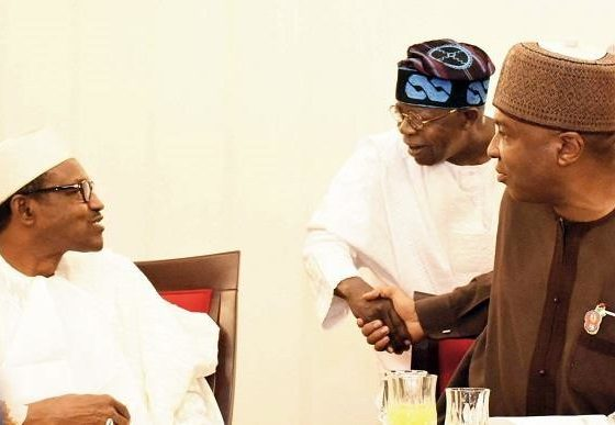 BREAKING!!!:   IGP Idris: Tinubu, 8 Others To Attend Saraki's Meeting With Buhari