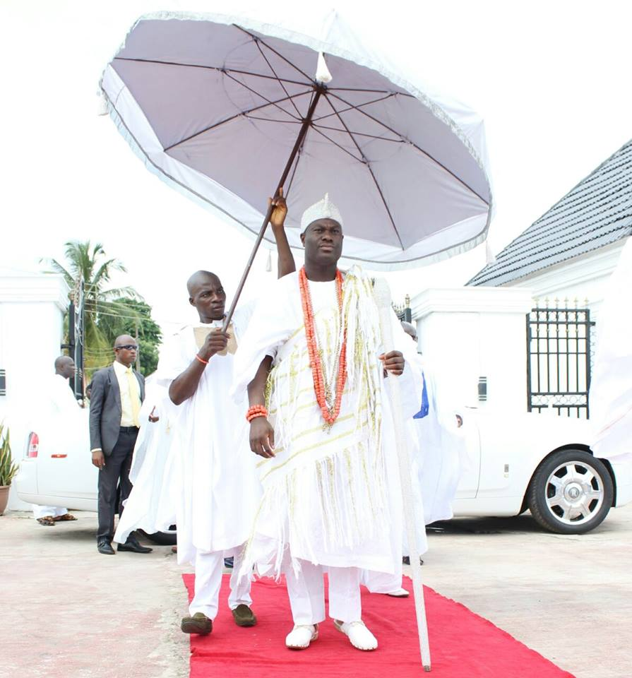 "Ooni Of Ife: ""Why I Don't Dance In Public Anyhow"""