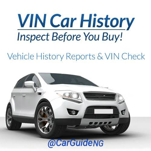 Understanding a Vehicle History Report  SeattleAutonet