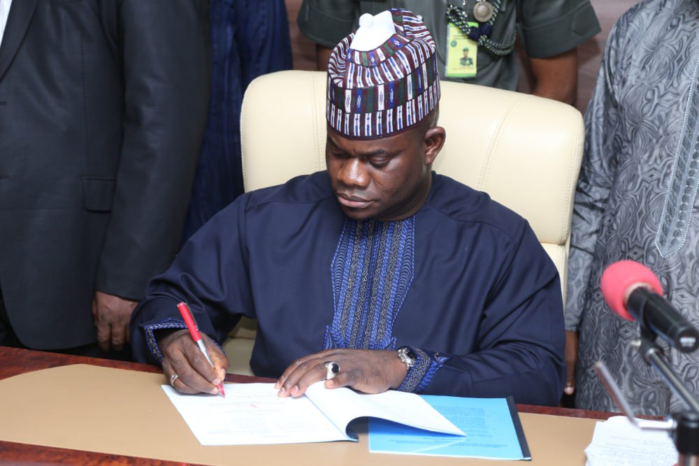 Why We Are Not Paying Salaries Regularly – Kogi Govt –