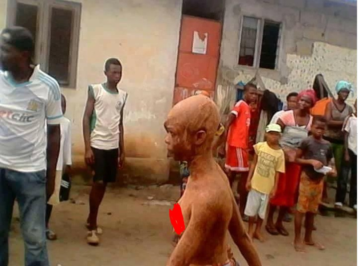Family Does Ritual As Dad Is Caught Having Sex With Daughter In Côte D'Ivoire [Photos]