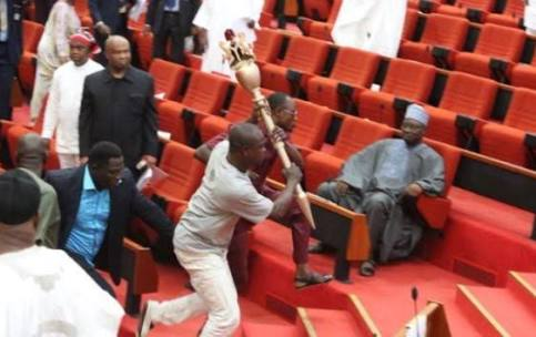 Mace Theft: National Assembly Kicks As Police Say Investigation May Take 10 Years