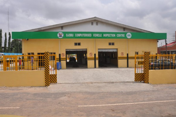 Lagos Commissions Eight New Computerised Vehicle Inspection Center