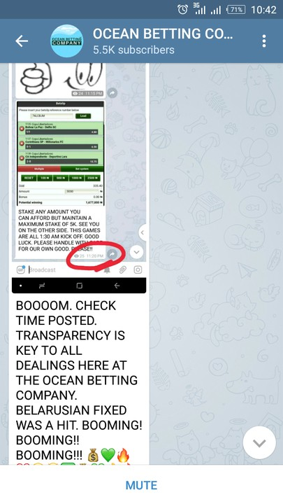 Beware Of Fake And Scam On Telegram Channel - Sports - Nigeria