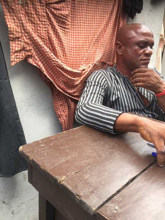 Man Cries Out After SARS Extorted Him For Owning An Iphone And 50k In His Account