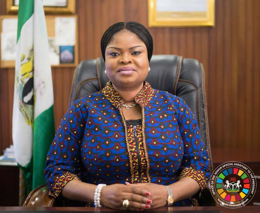 See The Woman Who May Replace Osinbajo In 2019