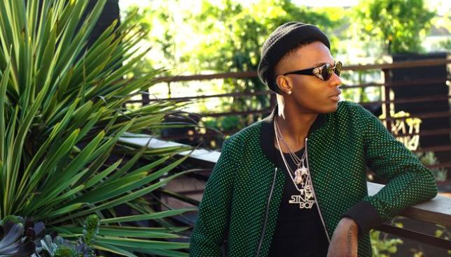 Wizkid Named As The First African Singer To Have A Merch In London
