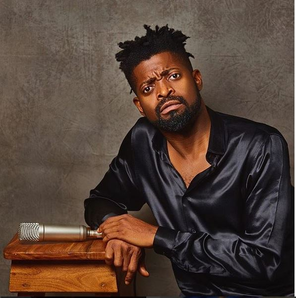 Basketmouth reveals why money is more important to him than peace of mind