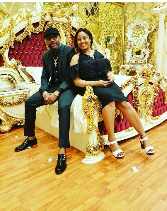 E Money And Wife Juliet Shares Bedroom