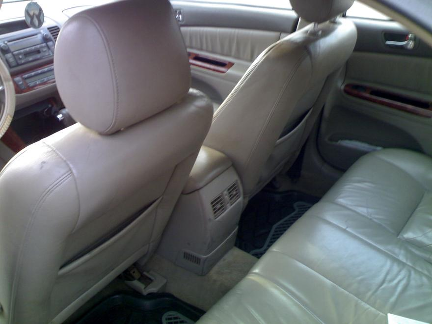 How Much Is Car Camry   In Nigeria