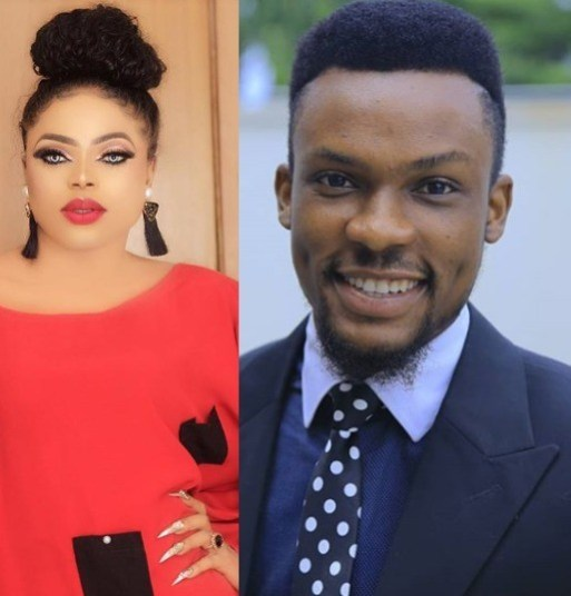 SAVAGE!!!:  Bobrisky And TV Host, Hero Daniels Come For Each Other Over Toyin Lawani