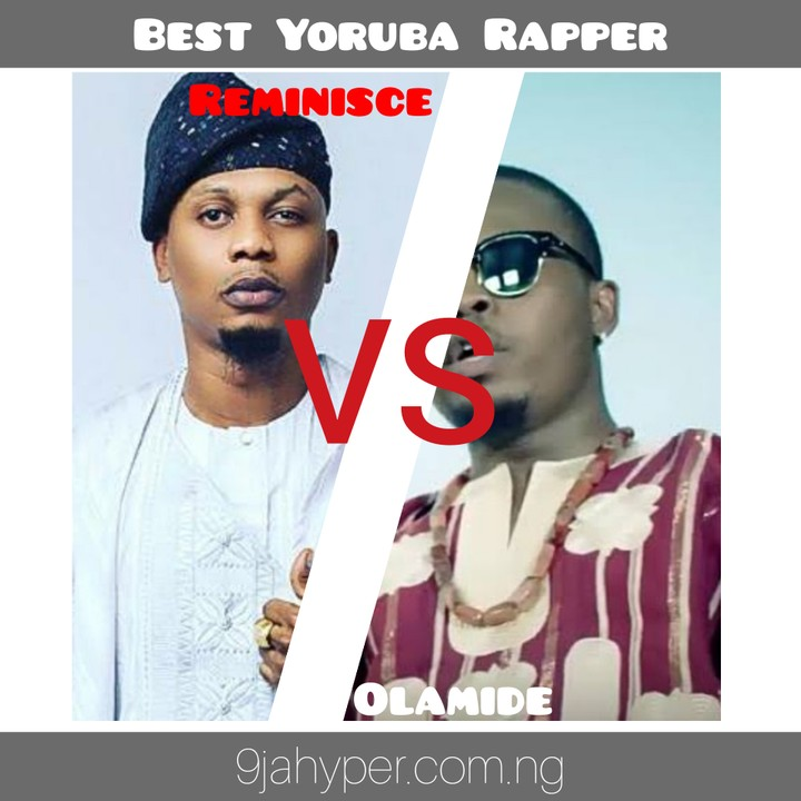 Between Olamide And Reminisce – Who Is The Best Indigenous