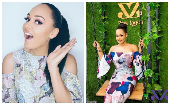 Wizkid's Ex, Tania Omotayo, Elated As She Makes Forbes Africa's Under 30 List (Pics)