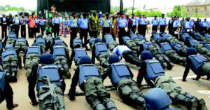 Police Recruitment: North Gets 55.20%, South 45.2%, FCT 0.8%