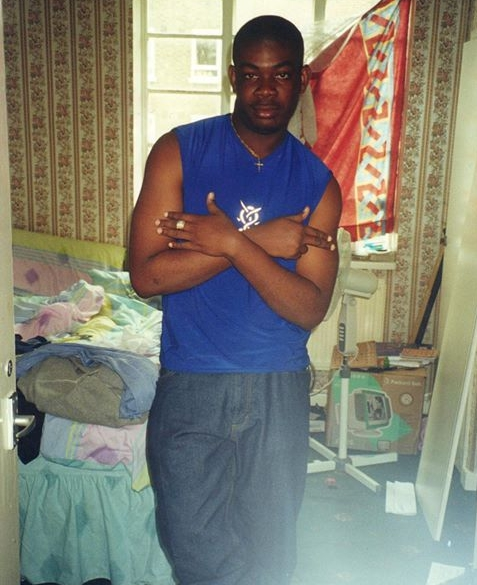 Don Jazzy Rocks Baggy Jeans In Throwback Photo With Hilarious Caption