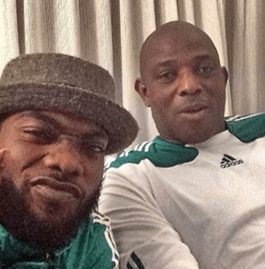 Stephen Keshi's Son Remembers Him On His 2nd Death Anniversary Today