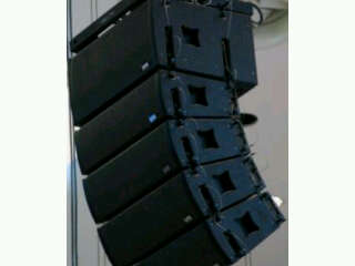 Line Array Speakers For Sale At Promo Price Rental