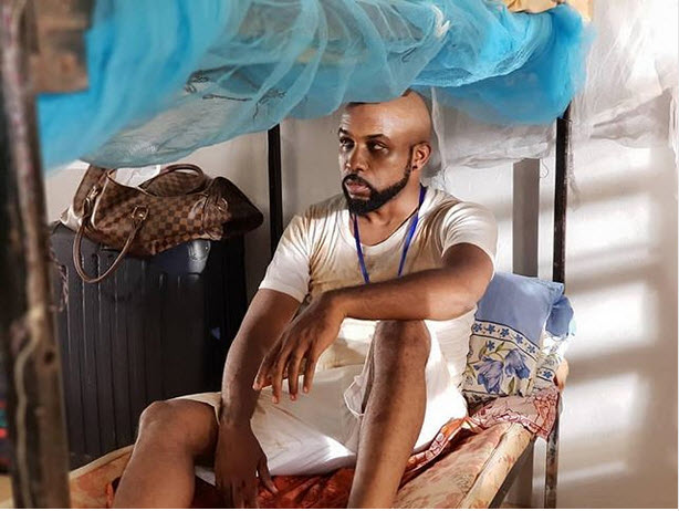 Banky W Punished By Soldiers