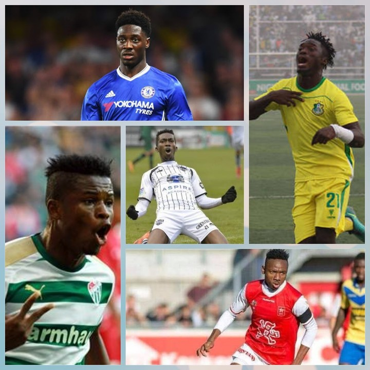 Five Players Who Should Have Made Super Eagles World Cup List (Photos)