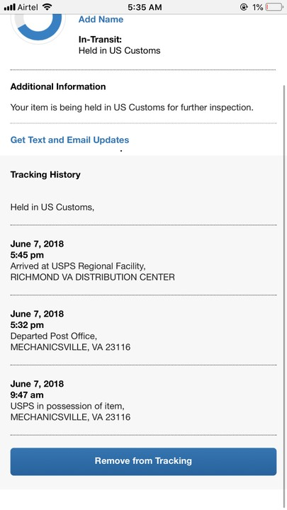 Package Delivery Problems: USPS And NIPOST - Business (51