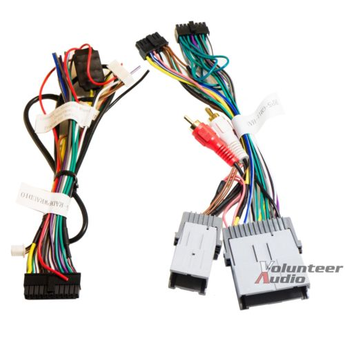 Marvelous Interior Gm Car Stereo Radio Installation Install Wiring Harness Wiring 101 Cajosaxxcnl
