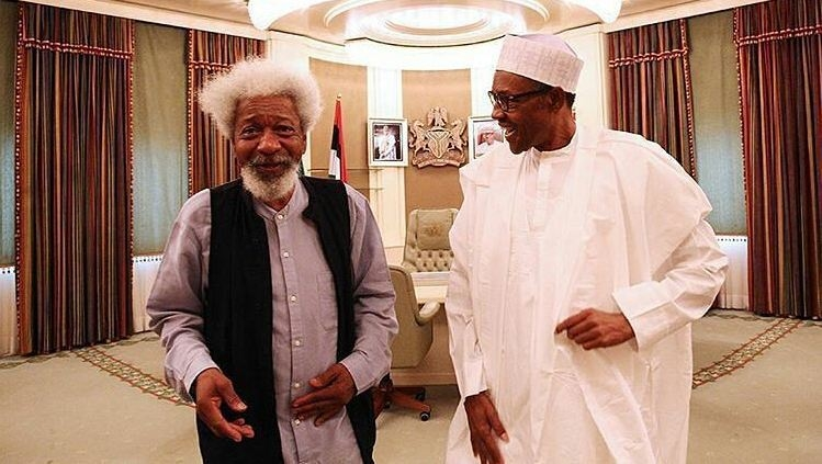 "You Can't Honour Abiola And Admire His Tormentor, Abacha"" - Soyinka To Buhar"