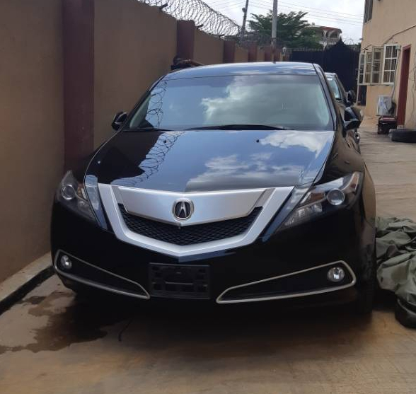 SOLD Newly Registered 2012 Acura Zdx.. Loaded! SOLD