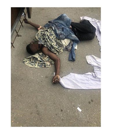 » Man Stabs Himself To Death After Complaining Of Ghost Chasing Him In Lagos (Pic) «