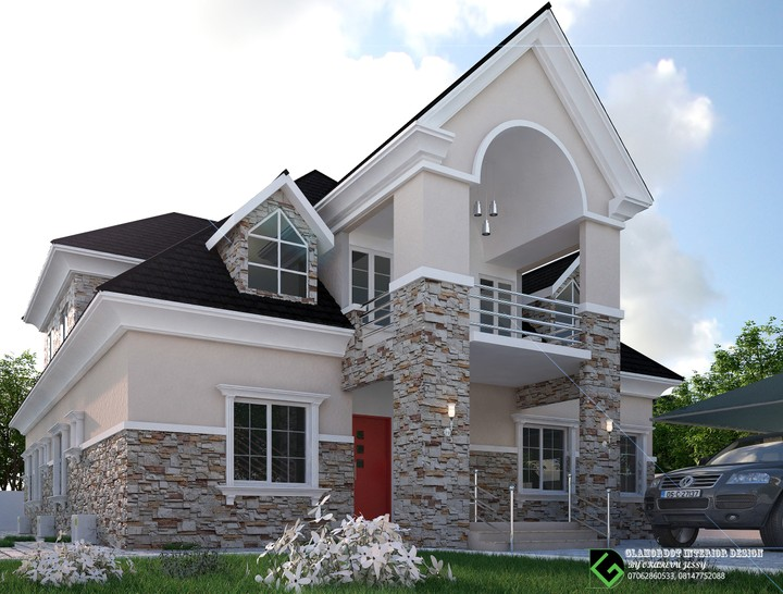 Bungalow Design Construction - Properties - Nigeria