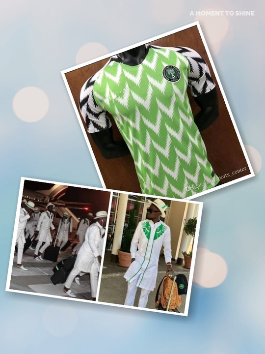 {filename}-Nigeria Or France: Cnn Poll On Best Dressed Team In Russia 2018 World Cup