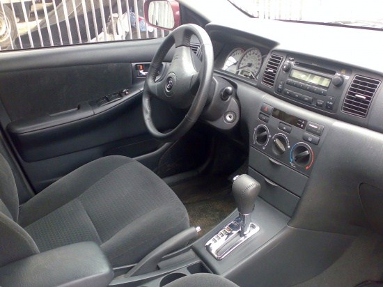 2015 Toyota Sienna For Sale >> 2007 Toyota Corolla. S Model For Sale - Autos - Nigeria