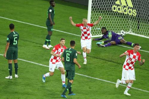 SHOCKING!!!:   Mikel Obi Reacts To Nigeria 2 – 0 Loss To Croatia