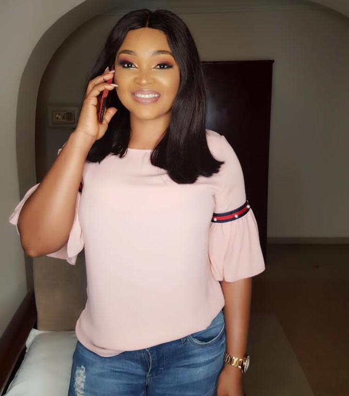 """Happy Father's Day To Me And All The Single Mothers"" - Actress Mercy Aigbe"
