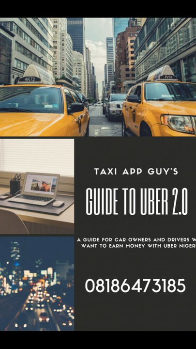 Taxify/uber Partners And Drivers - Car Talk (3) - Nigeria