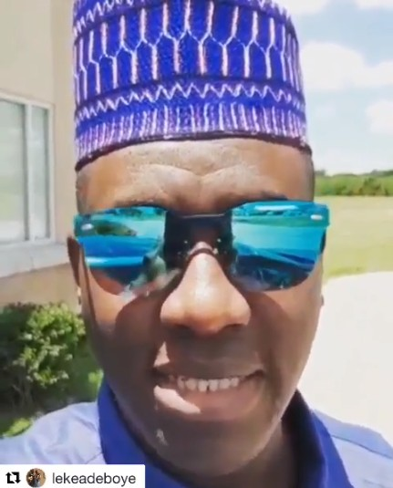 SHOCKING!!!:  SEE  Daddy Freeze Reply to Adeboye's Son After He Advised Nigerians To Go Back To Farming