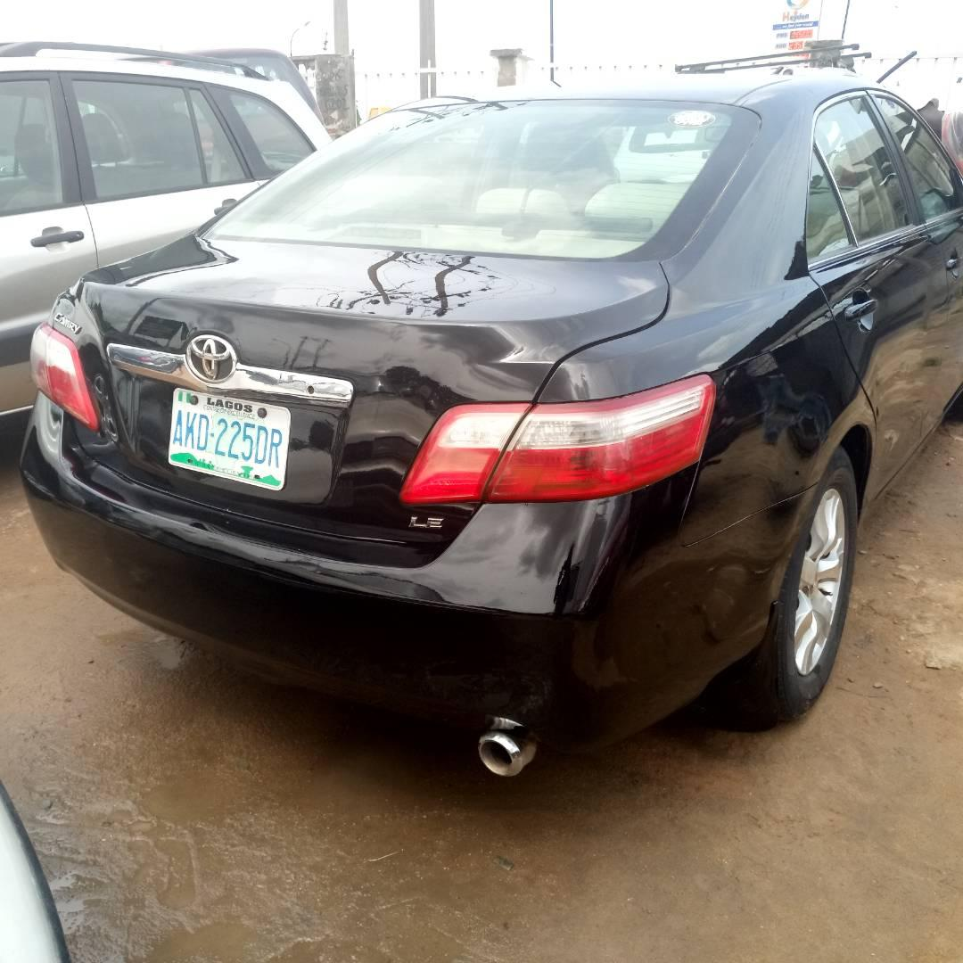 Very Neat Naija Used Toyota Camry Muscle Car For Sale 1 6m Autos