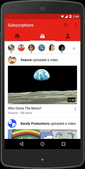 Steps On How To Download Youtube Video App On Your Smart Phone
