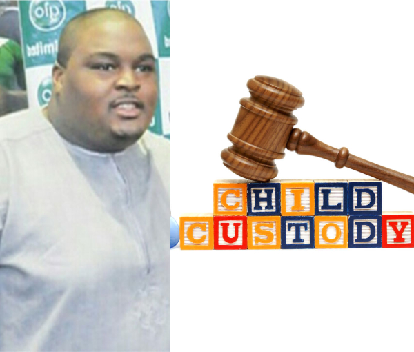 SHOCKING!!!:  Mike Adenuga's Son And Lover Fight D!rty
