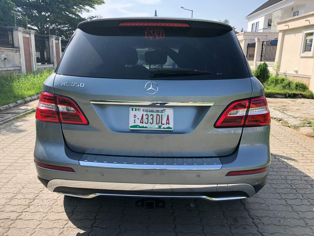 2016 Mercedes GLE-350 3.5L 4matic AWD For Sale, Asking ...