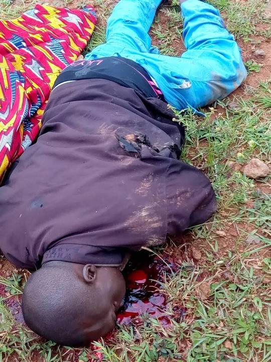 Graphic Photos: Suspected Fulanis Kill Plateau Mourners; 120 Killed – Witness, Police Confirm 11