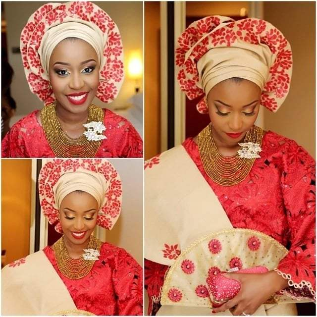 Most Beautiful Wedding Dresses In Nigeria (pictures