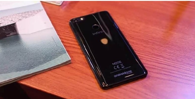 Full Specs Of The Newly Launched Infinix Note 5 Pro - Phones